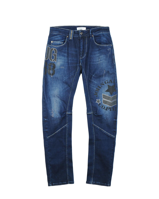 Брюки джинсовые John GallianoДжинсы<br><br>