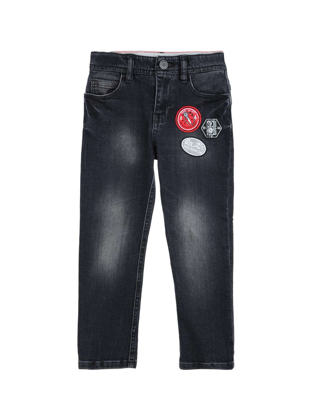 Брюки джинсовые Little Marc JacobsДжинсы<br><br>