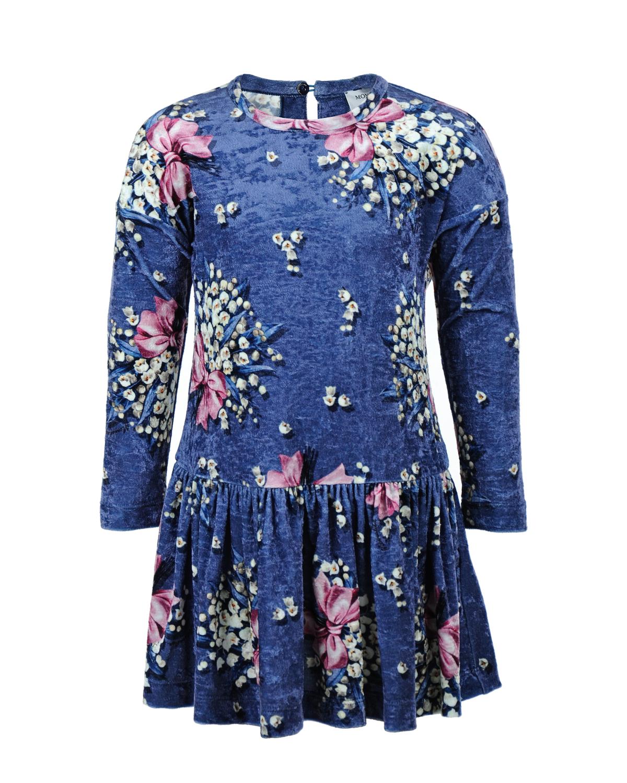 Купить со скидкой Платье Monnalisa для девочек
