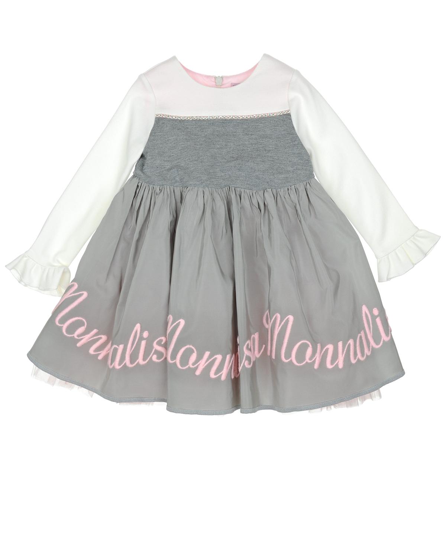 Купить со скидкой Платье MonnaLisa Bebe