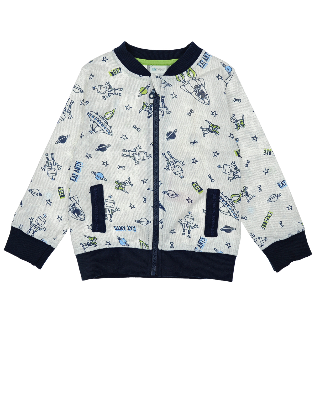 Кофта спортивная Sanetta fiftysevenСпортивная одежда<br><br>