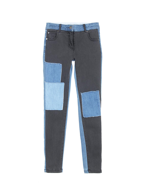 Брюки джинсовые Stella McCartneyДжинсы<br><br>
