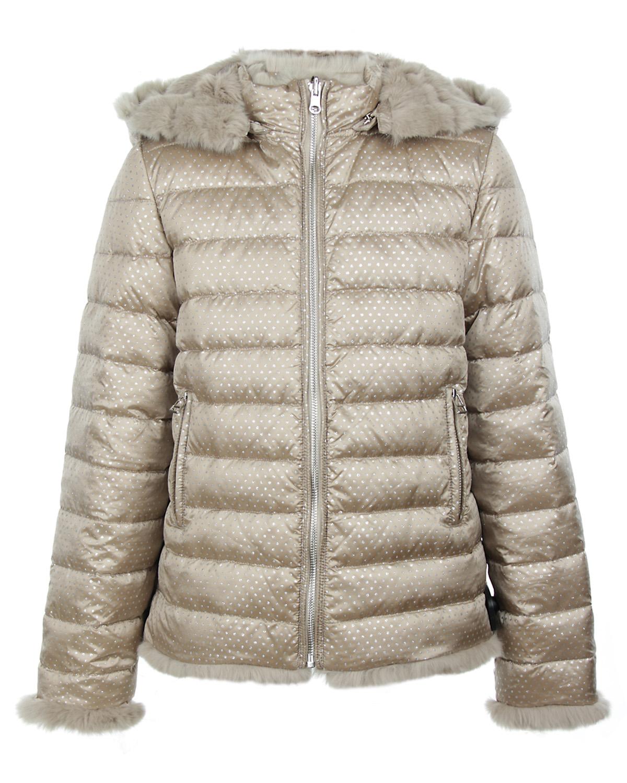 Куртка Yves SalomonКуртки демисезонные<br><br>