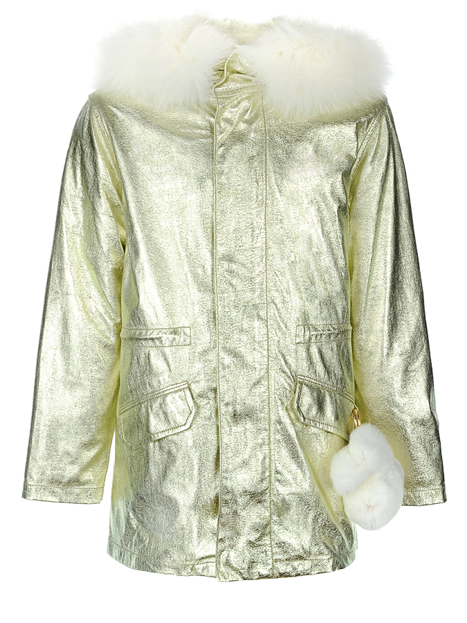 Куртка-парка Yves SalomonПарки<br><br>