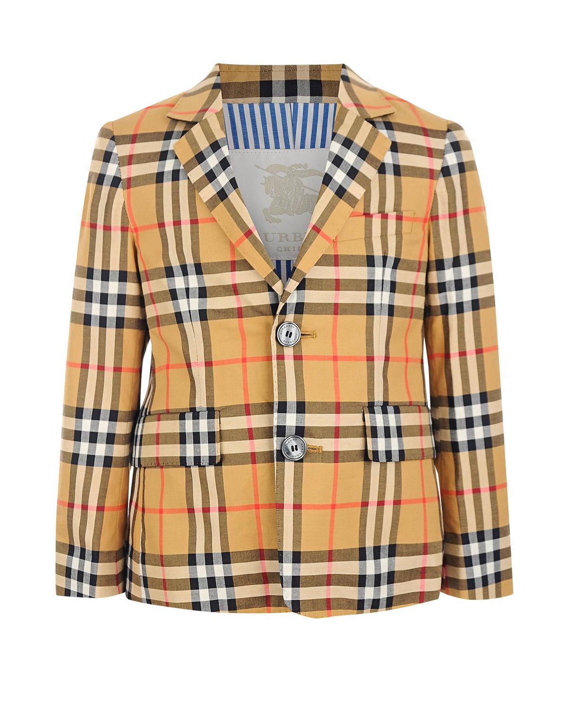 пиджак burberry для мальчика
