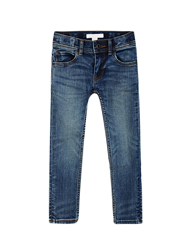Купить со скидкой Брюки джинсовые Burberry детские