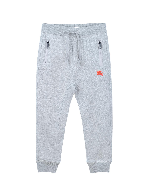 спортивные брюки burberry для мальчика