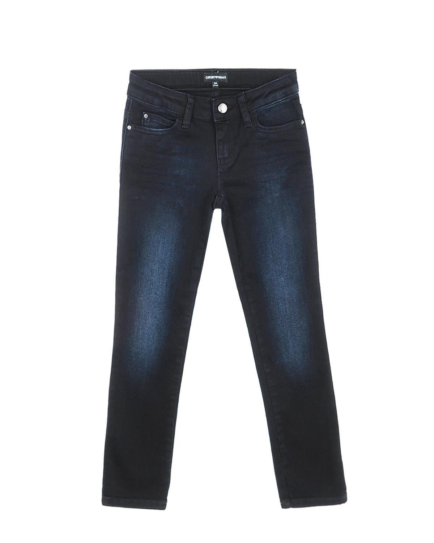 джинсы emporio armani для девочки