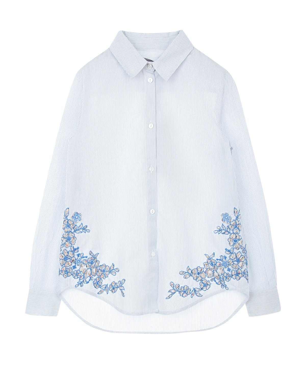 рубашка ermanno scervino для девочки