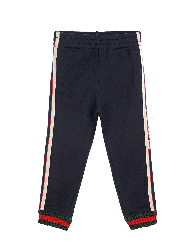 спортивные брюки gucci для мальчика