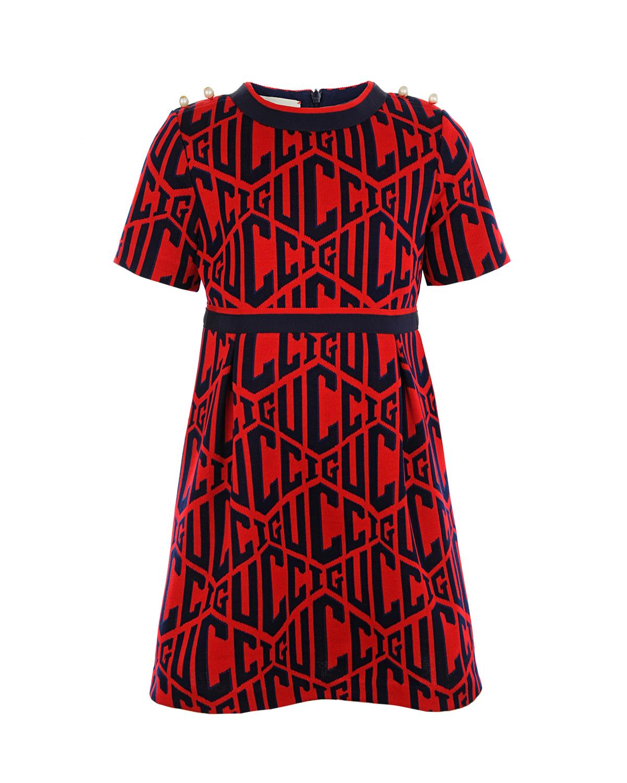 платье gucci для девочки