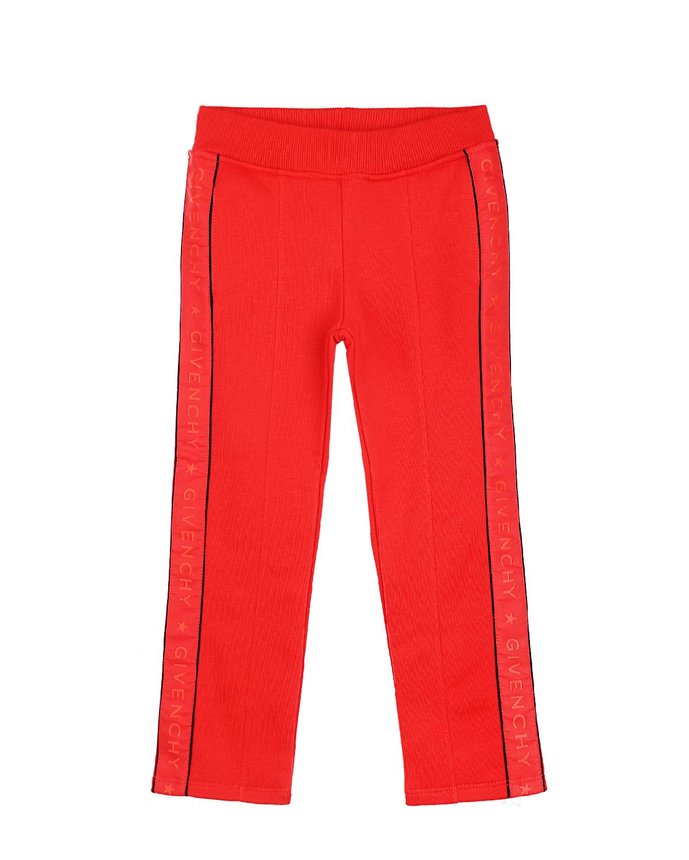 спортивные брюки givenchy для девочки