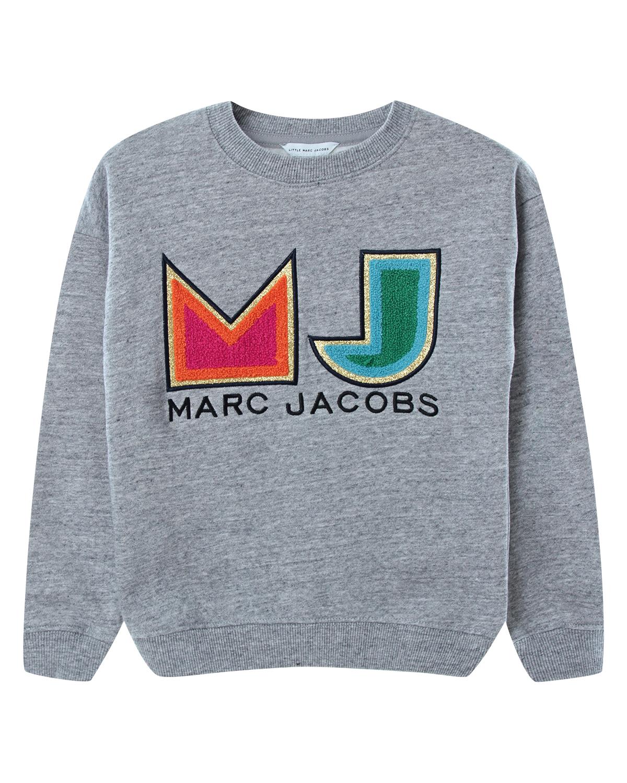 свитшот little marc jacobs для девочки