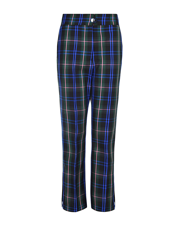 женские брюки msgm