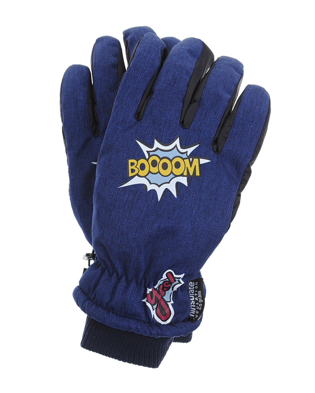 Перчатки непромокаемые MaxiMo детские фото