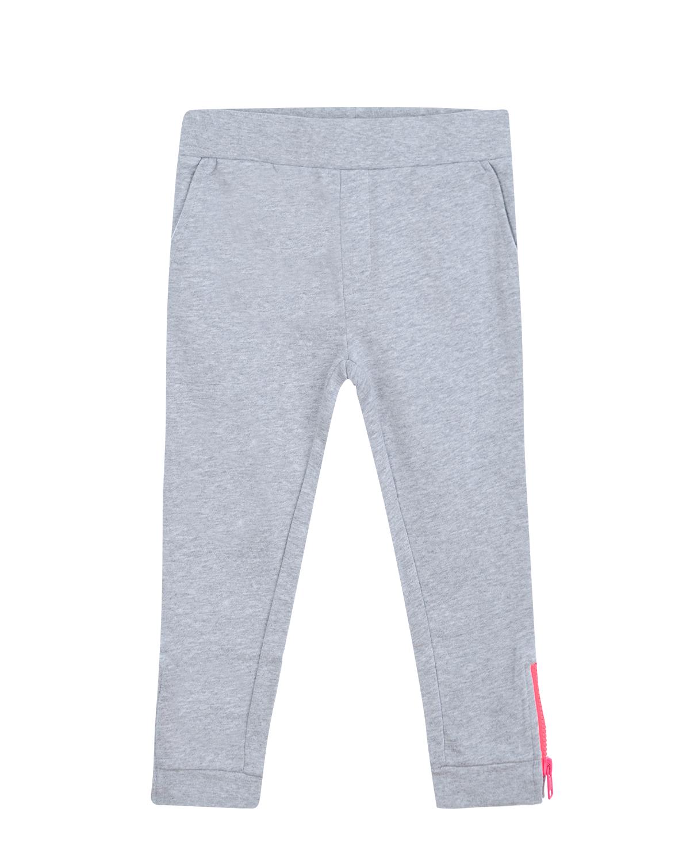 спортивные брюки stella mccartney для девочки