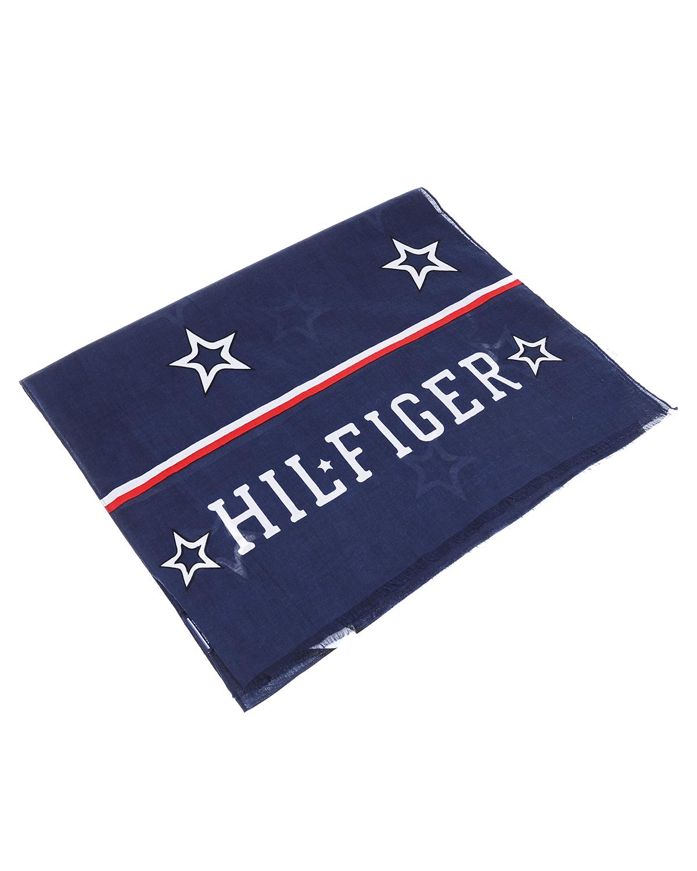 шарф tommy hilfiger для девочки