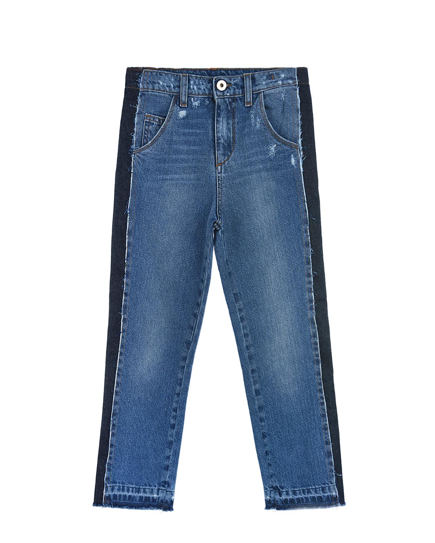 джинсы twin-set для девочки