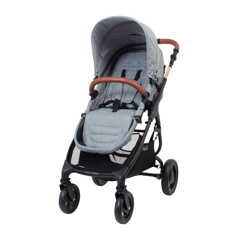 Коляска Valco Baby Snap 4 Ultra Trend/ Grey Marle фото