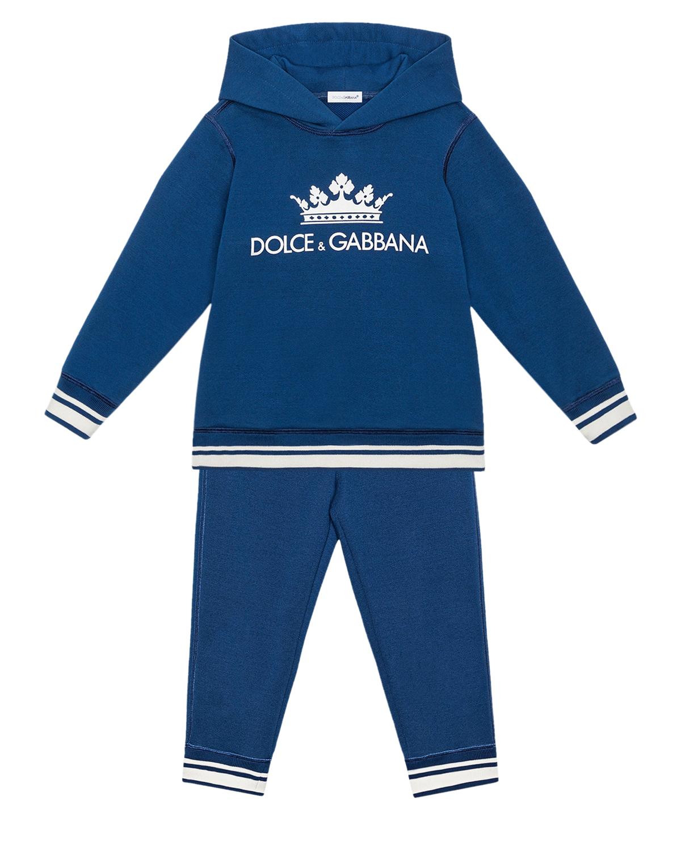 спортивный костюм dolce & gabbana для мальчика