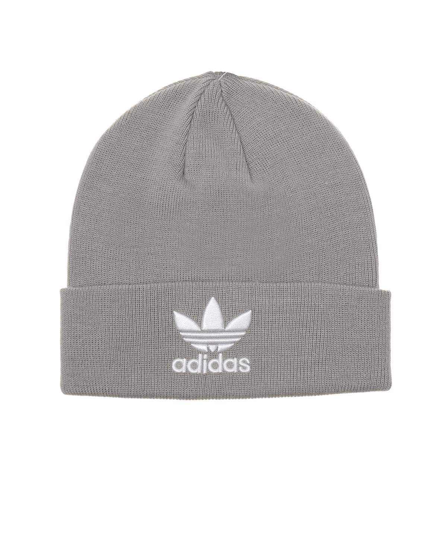 Купить Шапка-бини с отворотом Adidas