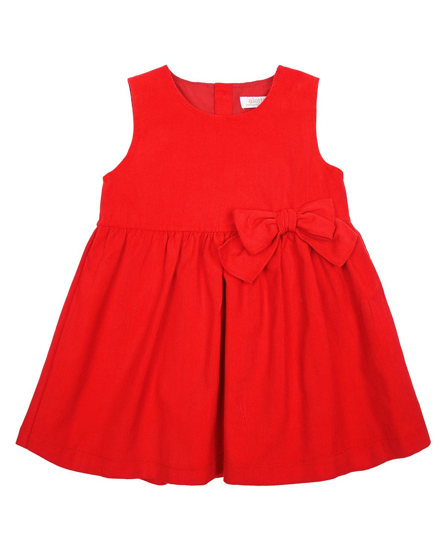 Купить Платье без рукавов с декоративным бантом, Aletta