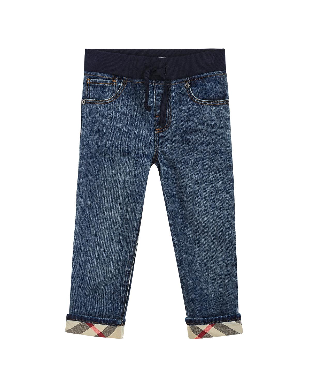 Купить Брюки джинсовые Burberry