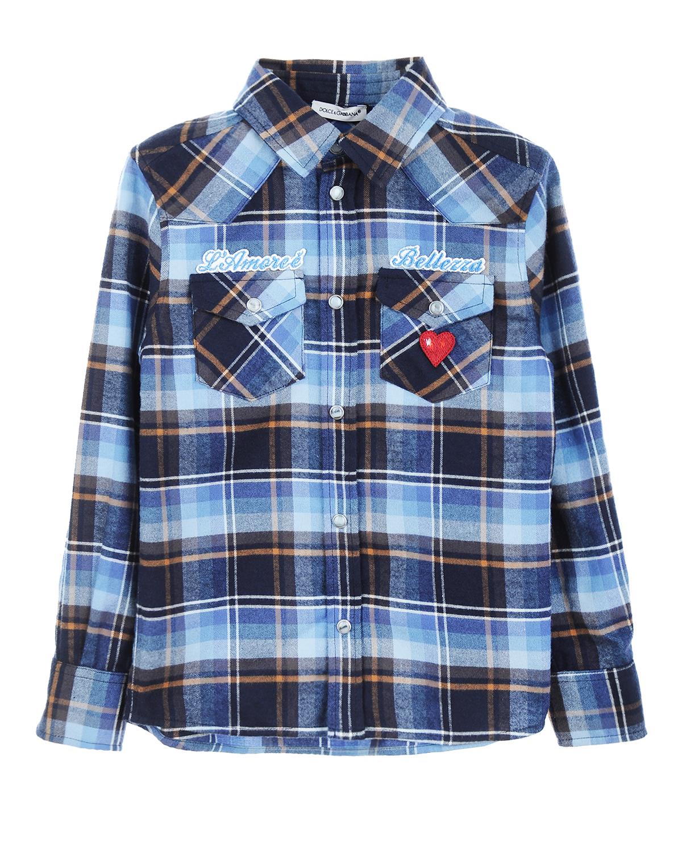 Купить Рубашка с длинными рукавами, Dolce&Gabbana