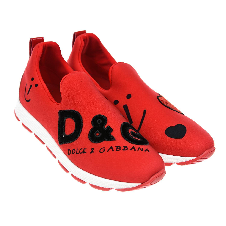 Купить со скидкой Неопреновые кроссовки Dolce&Gabbana