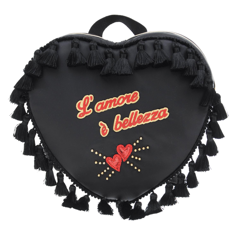 Сумка-рюкзак в форме сердца Dolce&Gabbana