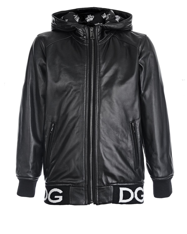 Купить Куртка кожаная Dolce&Gabbana