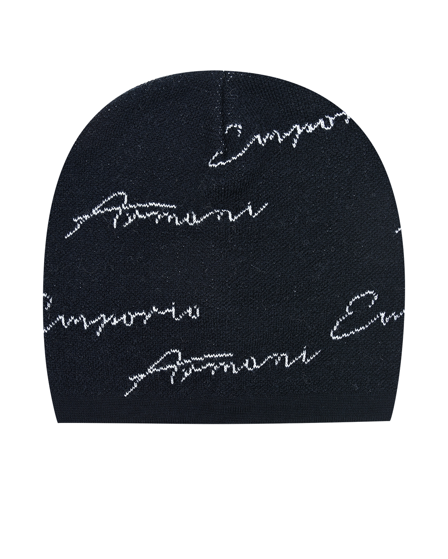 Шапка Emporio Armani