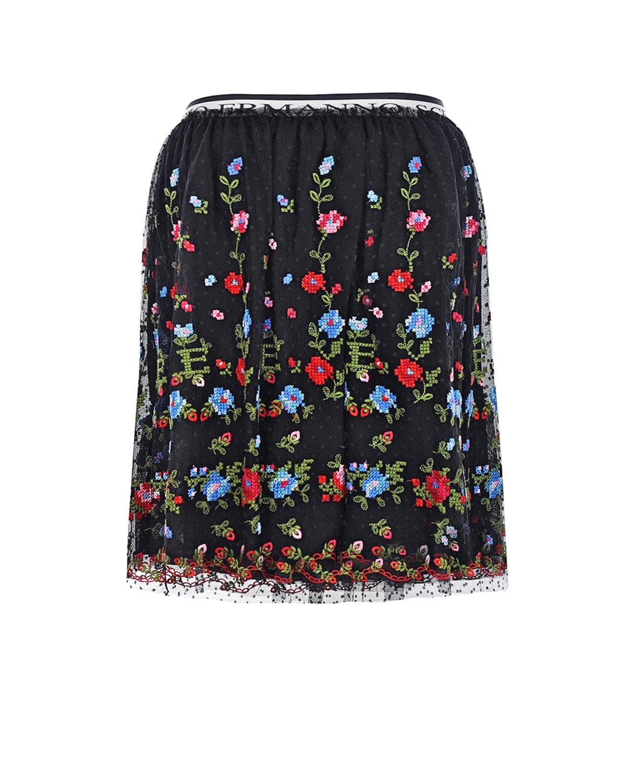 юбка ermanno scervino для девочки