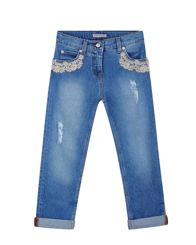 Купить Брюки джинсовые Ermanno Scervino