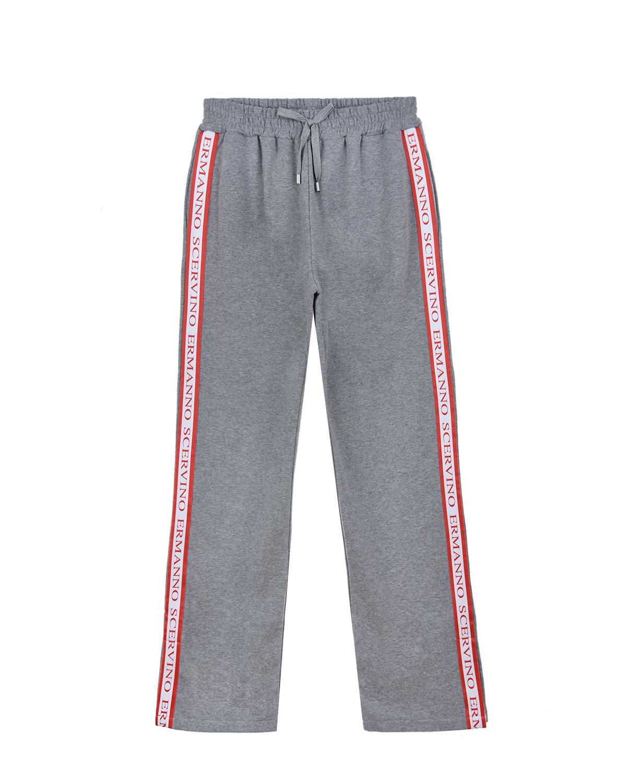спортивные брюки ermanno scervino для девочки