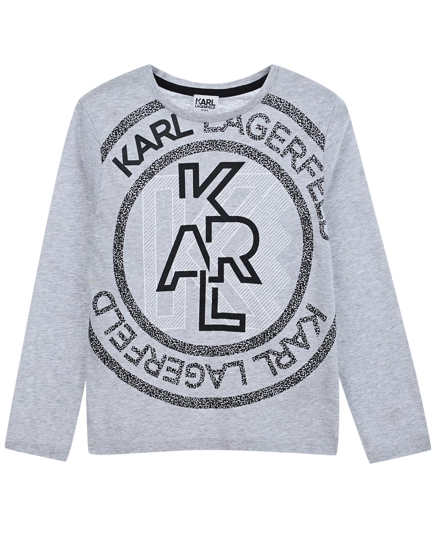 Купить Толстовка Karl Lagerfeld