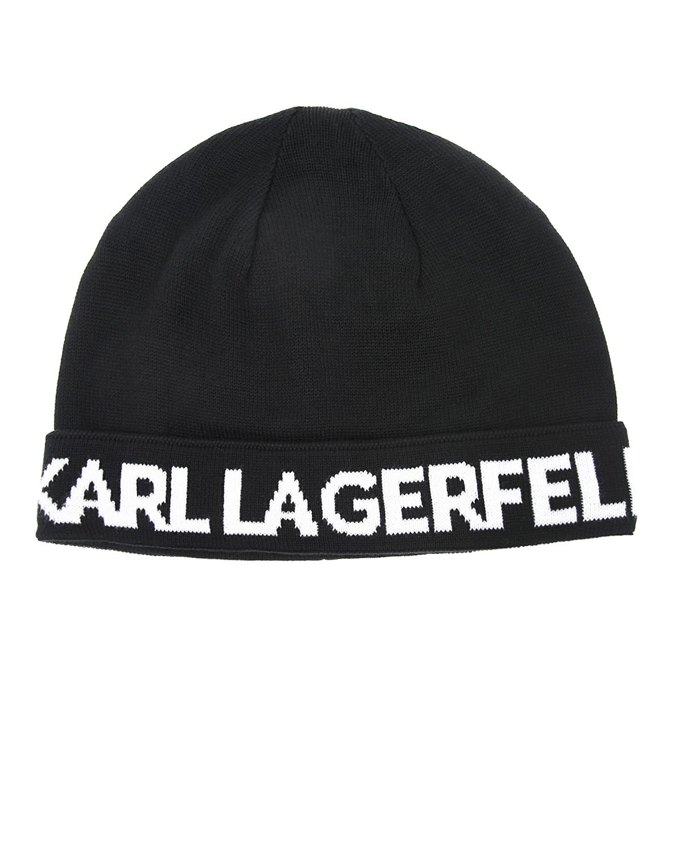 Купить Шапка Karl Lagerfeld