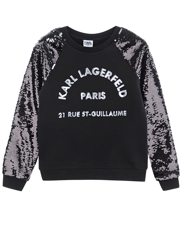 Купить Свитшот Karl Lagerfeld