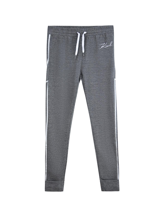 Спортивные брюки с логотипом Karl Lagerfeld