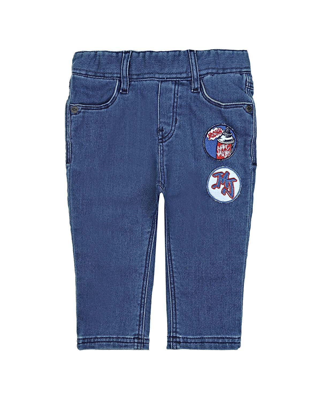 Джинсы Little Marc Jacobs  - купить со скидкой