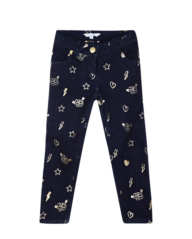 Купить Брюки джинсовые Little Marc Jacobs