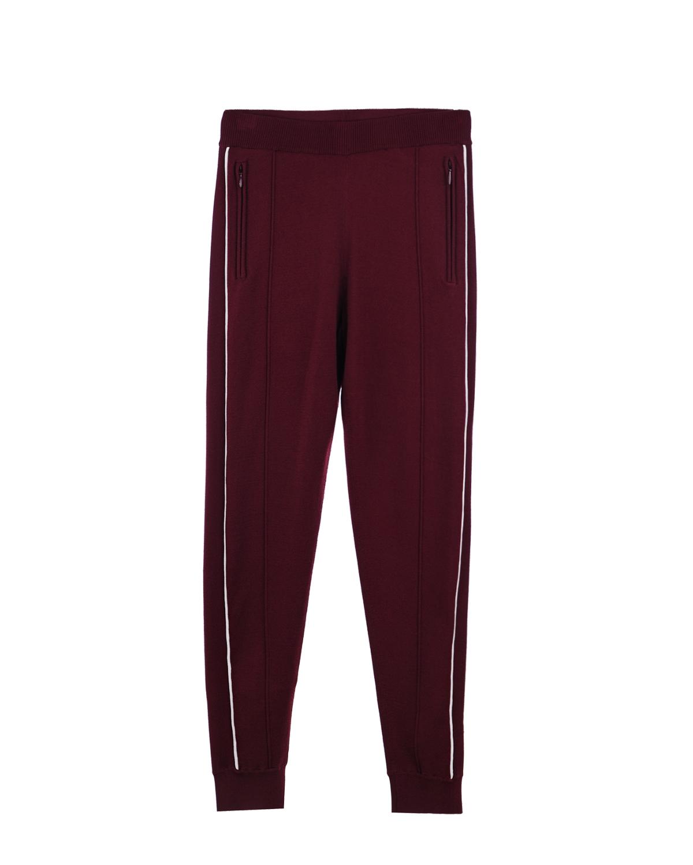 Зауженные брюки из трикотажа Little Remix