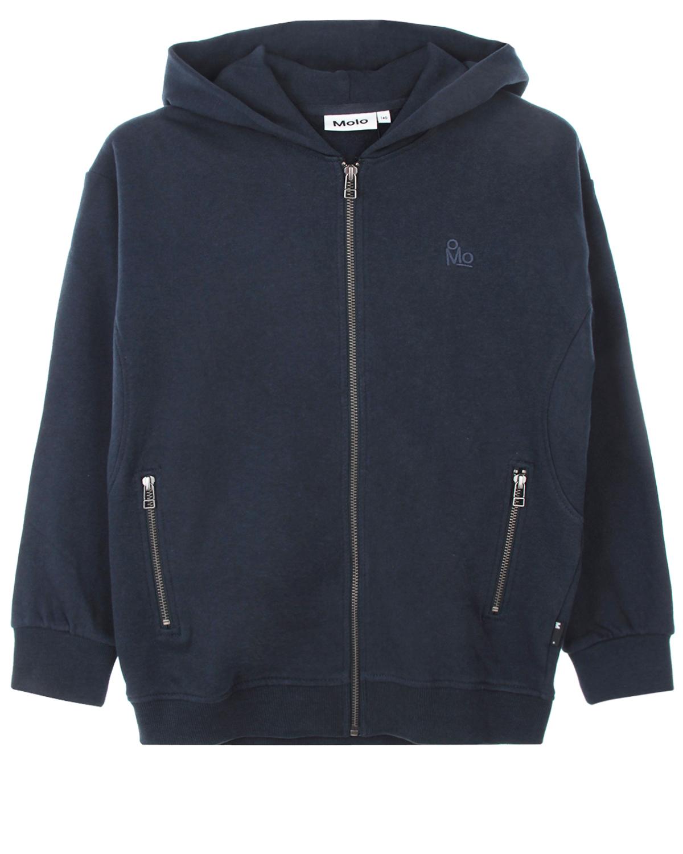 Купить Однотонная спортивная куртка с карманами, Molo