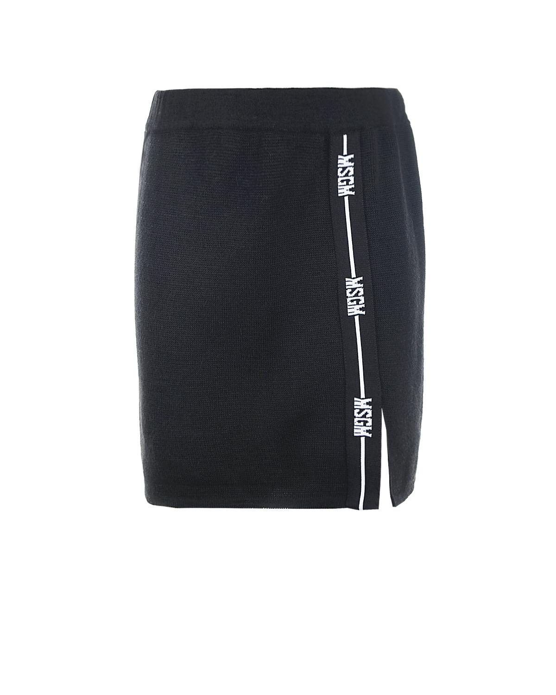 Купить со скидкой Трикотажная юбка
