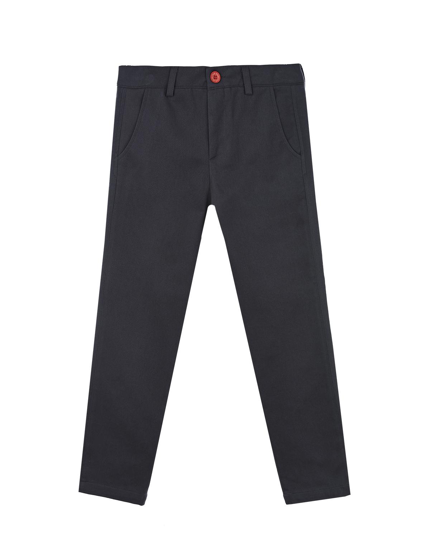 Купить со скидкой Брюки джинсовые #MUMOFSIX