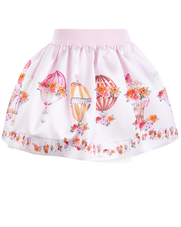 Купить Пышная юбка с эластичным поясом, Monnalisa
