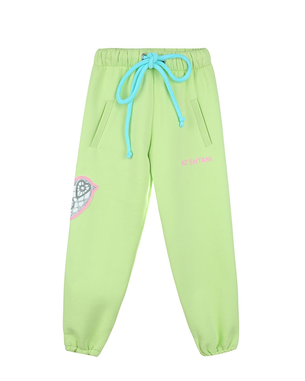 спортивные брюки natasha zinko для девочки