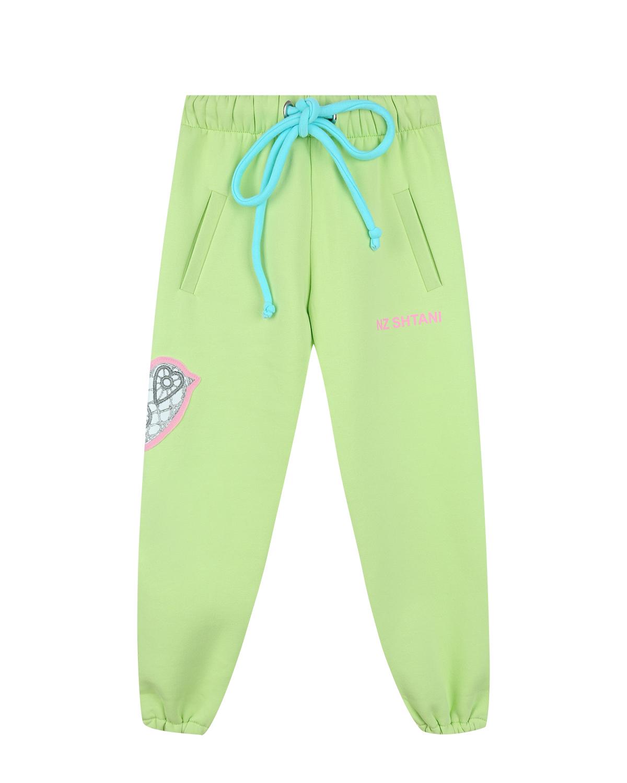 Купить Спортивные брюки с нашивкой, Natasha Zinko