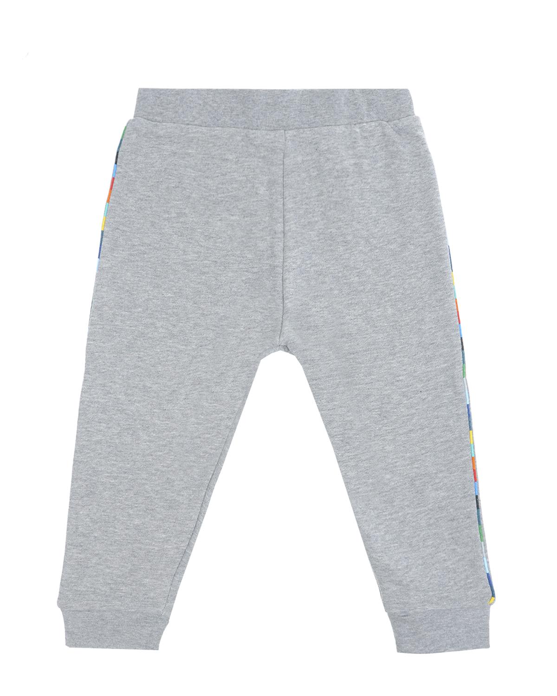 Купить Спортивные брюки с разноцветными лампасами Paul Smith
