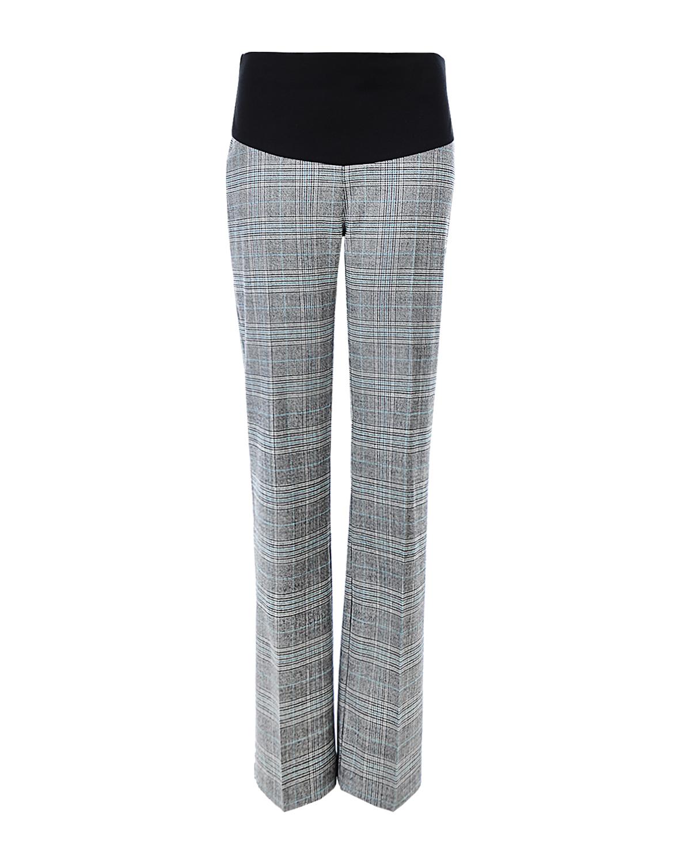 Купить Классические брюки для беременных из тонкой шерсти, Pietro Brunelli
